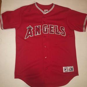 Vintage L.A Anaheim Angels vladimir guerrero - USA